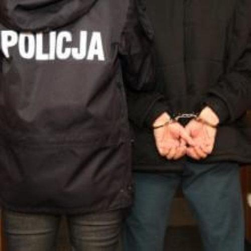 Policjanci zatrzymali zuchwałego złodzieja papierosów