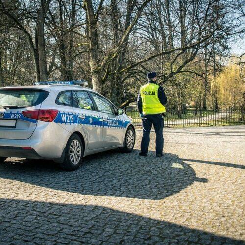 Policjanci czuwają nad bezpiecznym zakończeniem wakacji